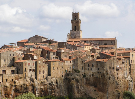 The picturesque Pitigliano, Italy - An unforgettable town!