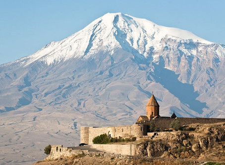 Yerevan, Armenia -  A Sneak peek into this off-beat destination.