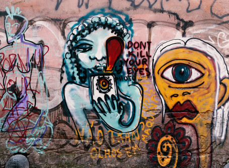 Graffiti art in Rome, Italy - Is it historic or hindrance?