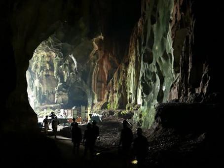 The Deadly Dark Cave of Kuala Lumpur, Malaysia.