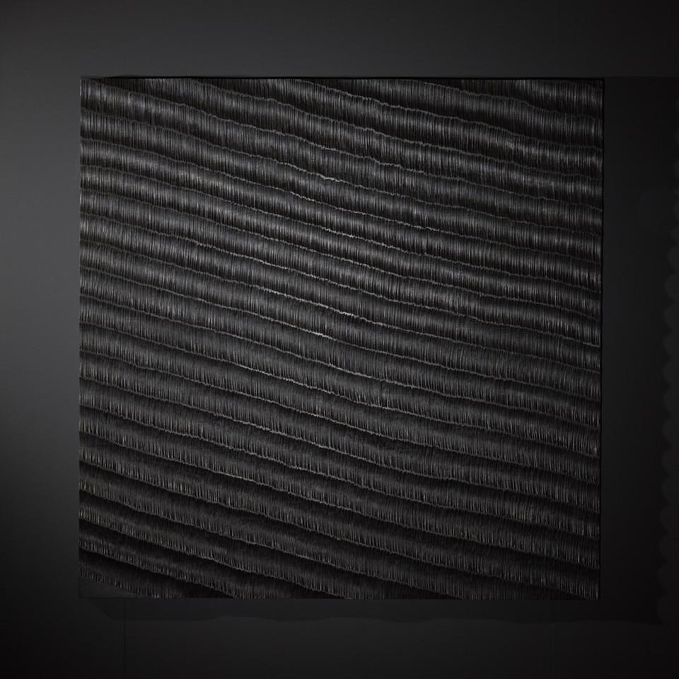 Tilleul (Linden tree) - 120x120cm - Finition acrylique