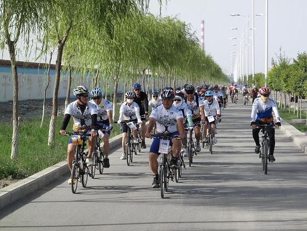 苗圃單車助學行 - 絲綢之路2009-014.jpg