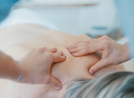 The Lymphatic Ab Sculpting Massage
