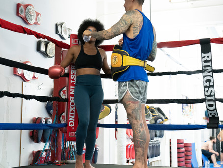 Preparing For Your First Boxing Class