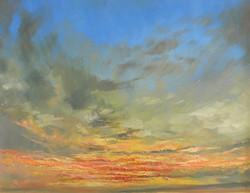 Sunset over Fife 2010