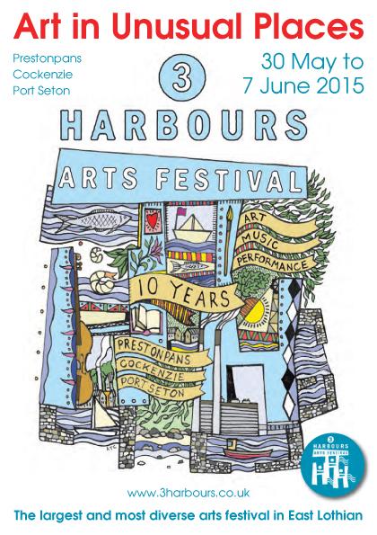 3 Habours Arts festival 2015