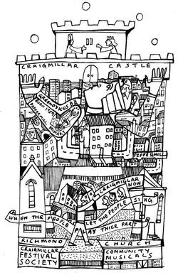 Craigmillar Sketch 2011