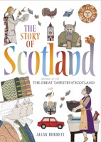The story of Scotland children's book