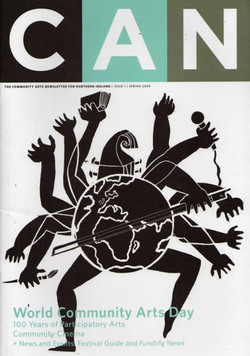 CAN Magazine cover 2009