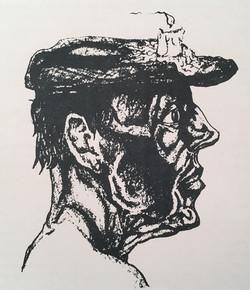 Coalminer drawing