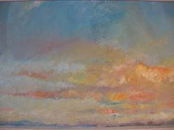 Sunset May 2010