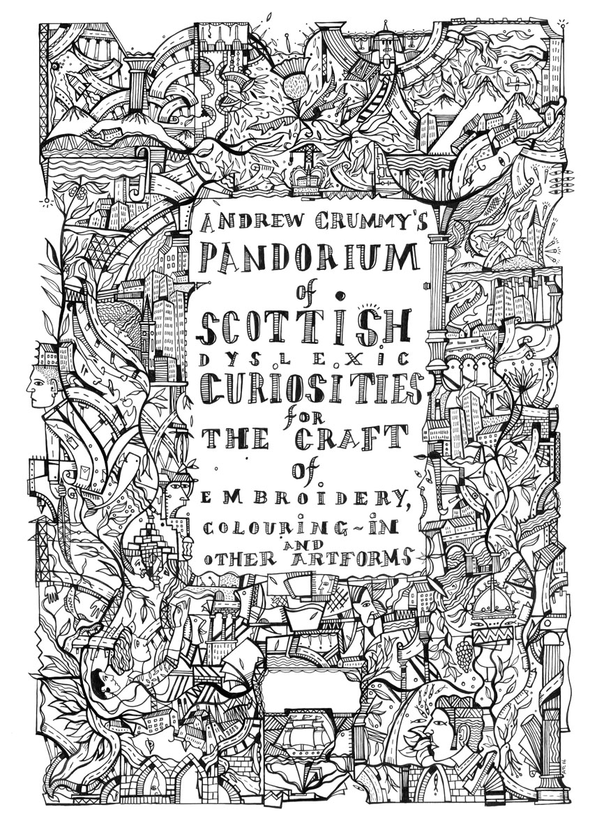 Pandoruim of Scottish curiosites