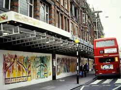 Croydon Hoarding Mural,1995