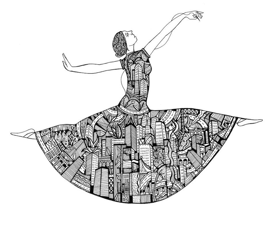Dancing the city