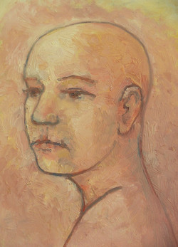 Bald Woman 2015