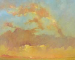 Arthur Seat Sunset