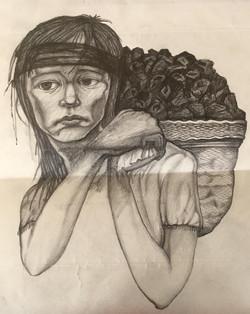 Girl Coalbearer