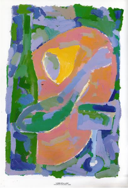 John Armit Winelist 1989