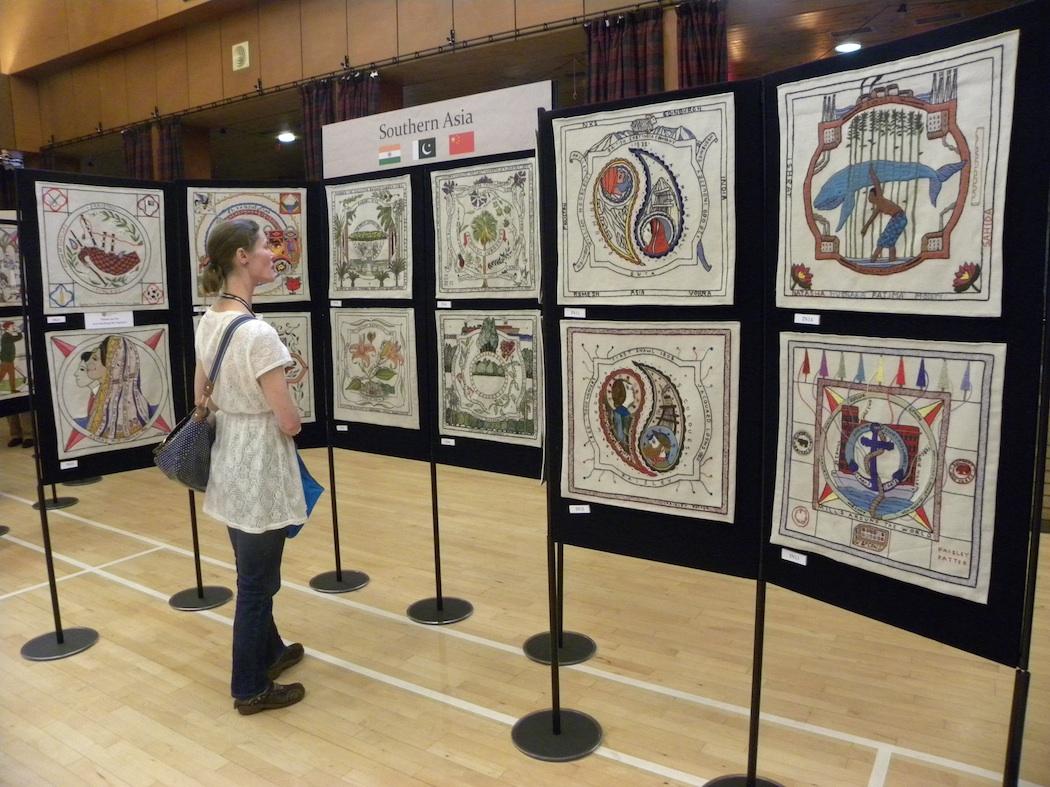 Scottish Diaspora Tapestry