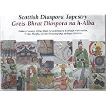 Scottish Diaspora Tapestry book