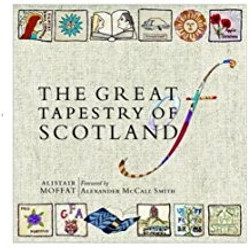 Great tapestry of Scotland Book
