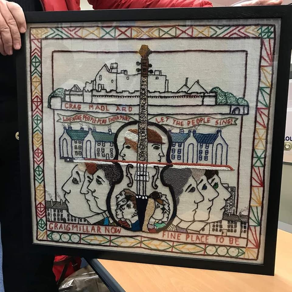 Craigmillar Tapestry