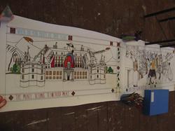 Battle of Prestonpans Tapestry