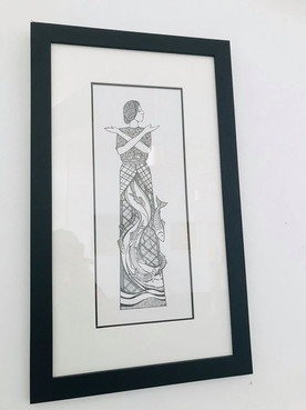 A print of the models