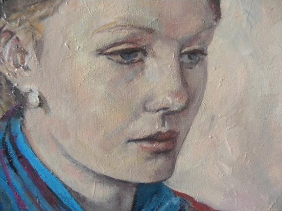 Young girl 2011
