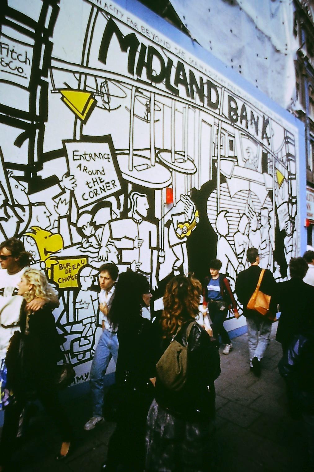 Oxford Street 1987