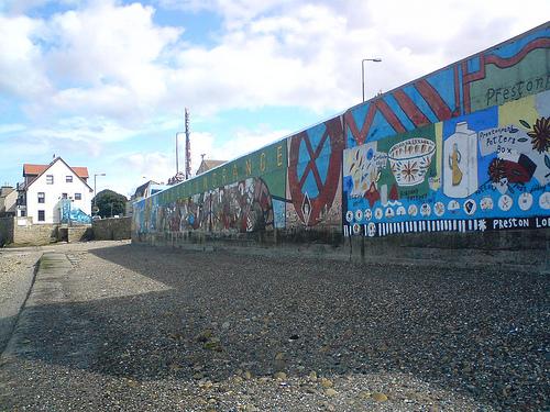 Seawall Murals 2004 - 2007