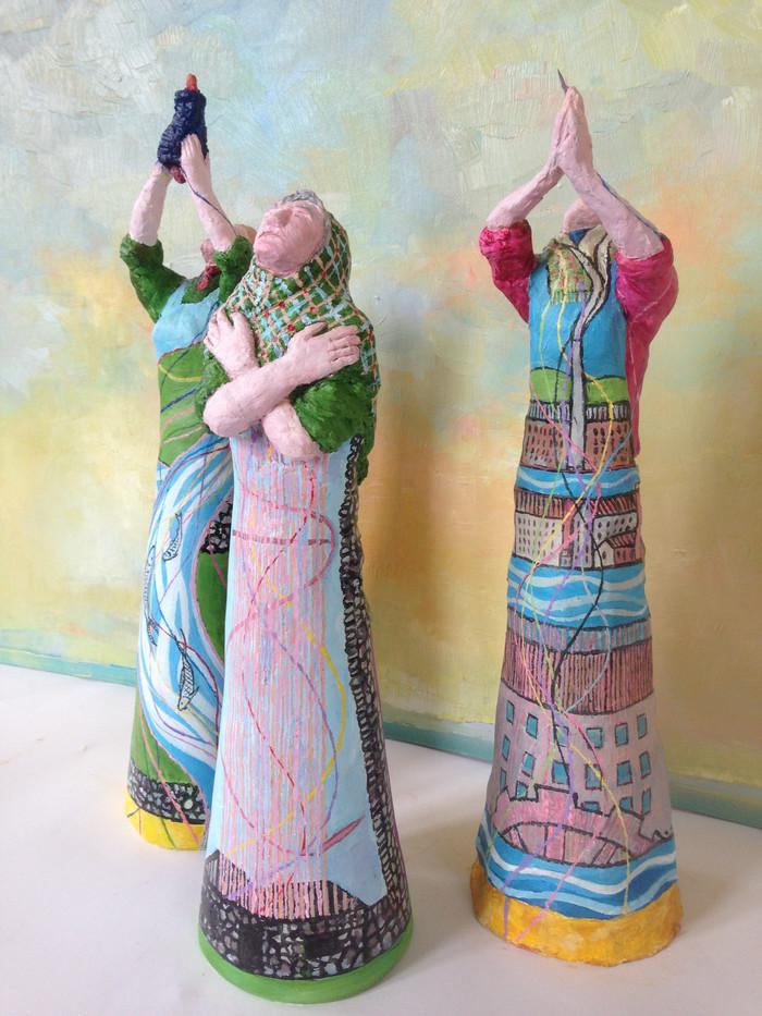 3 stitcher women