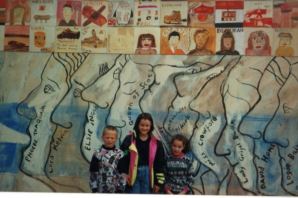 Museum of Scotland 1994