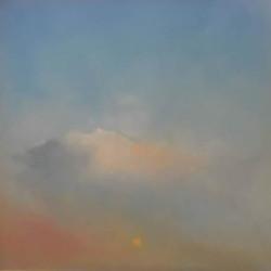 Sunset and haze 2011