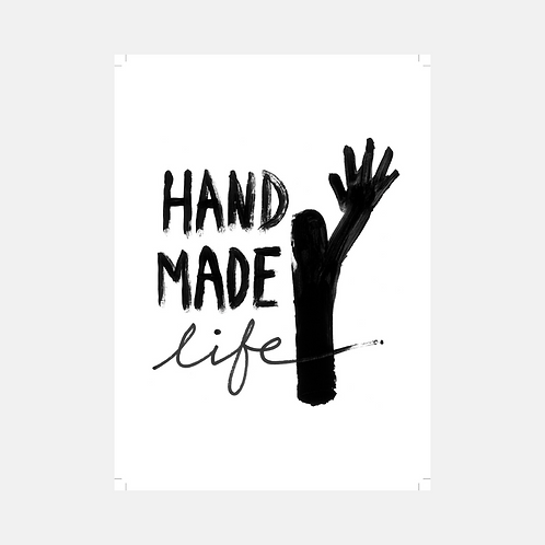 Hand Made Life: Poster