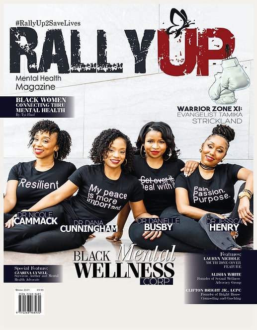 RallyUp Magazine Winter 2021