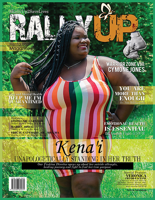 Rally Up Magazine Spring 2020 Edition