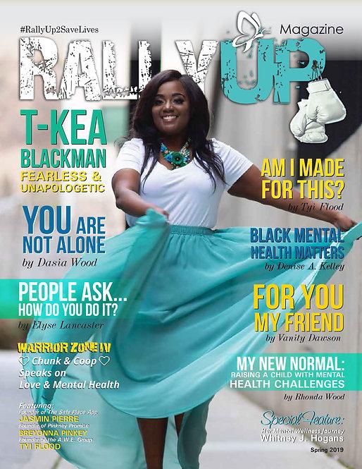Rally Up Magazine Spring 19 Edition
