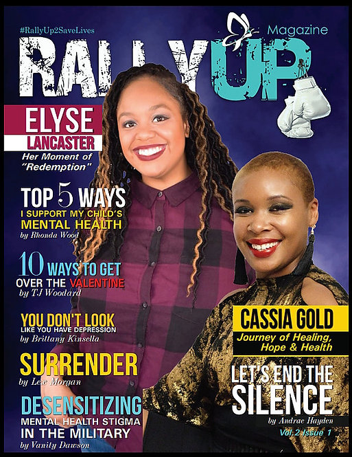 Rally Up Magazine Winter Issue 2019