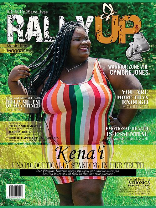 RallyUp Magazine Spring Issue 2020