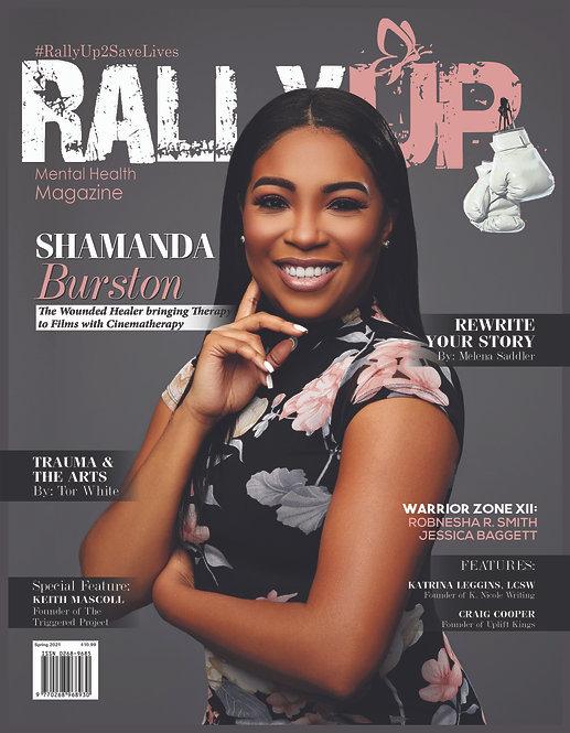 RallyUp Magazine Spring 2021