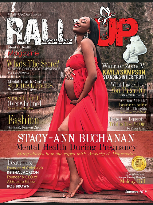 RallyUp Magazine Summer Issue 2019