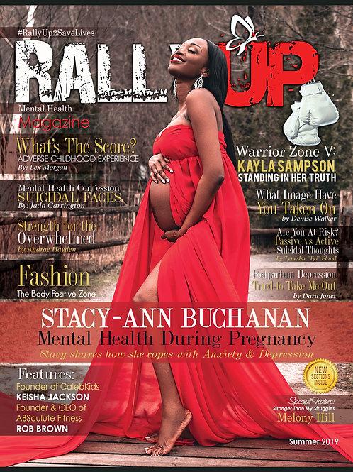 RallyUp Magazine Summer Issue 2019