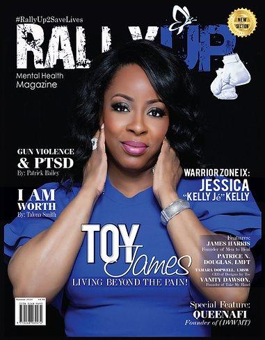 RallyUp Magazine Spring/Summer 2020