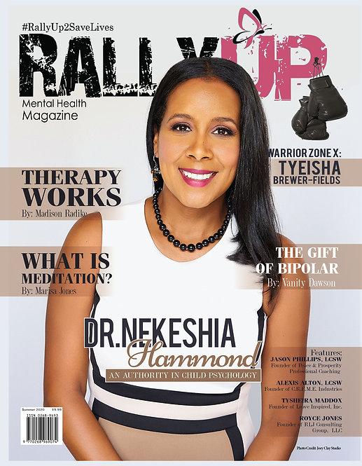 RallyUp Magazine Fall 2020