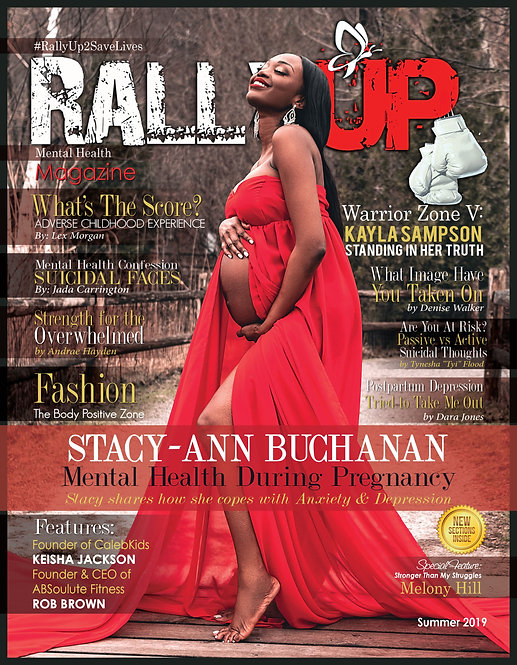 Rally Up Magazine Summer 19 Edition