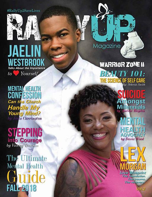 Rally Up Magazine Fall 2018