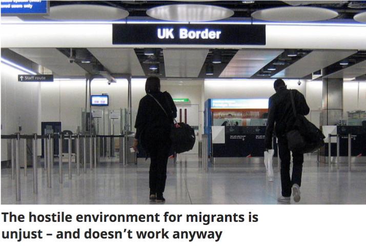 Hostile Environtment for Migrants....001