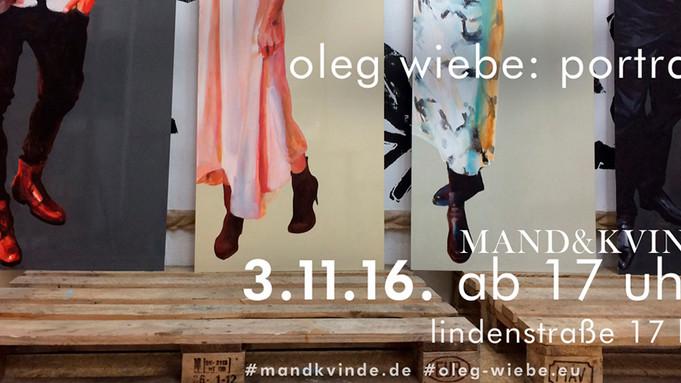 3. 11. 2016 MAND & KVINDE