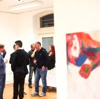 Ausstellung, Köln. 2014